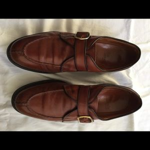 Allen Edmonds, Cornell Men's Brown Leather